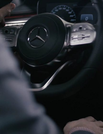 Mercedes-Benz: Instructional Video