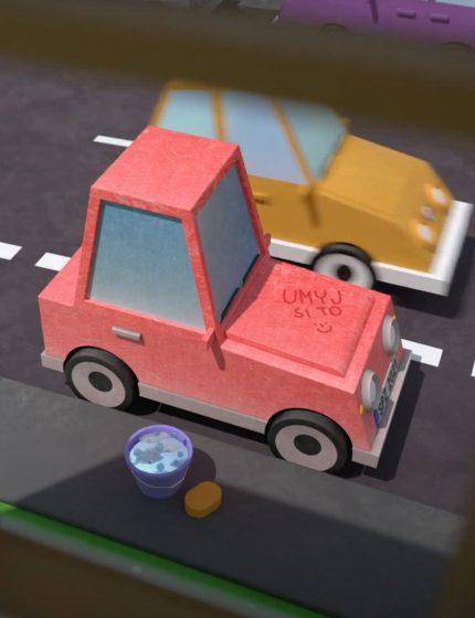 Electronic Motorway Vignette